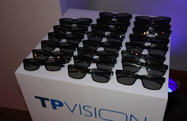 Óculos 3D (Foto: Rodrigo Bastos/TechTudo)