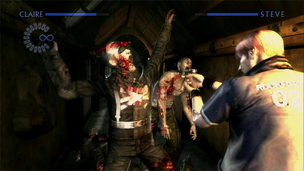 Resident Evil: Chronicles HD Collection (Foto: Divulgação)