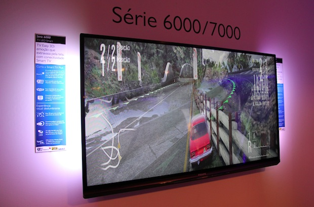 SmarTV Philips 600 e 7000 (Foto: Rodrigo Bastos/TechTudo)