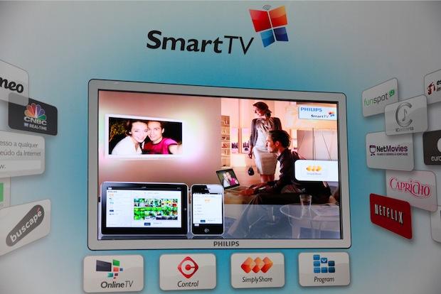 SmarTV Philips (Foto: Divulgação)