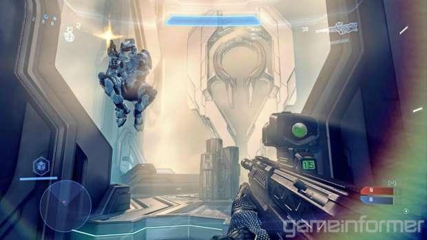 Halo 4 (Foto: Game Informer)