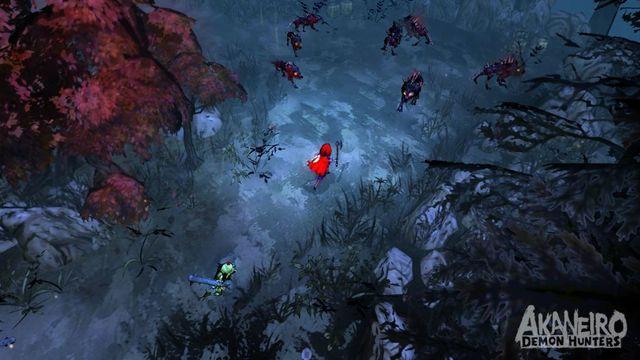 Akaneiro: Demon Hunters (Foto: Divulgação)
