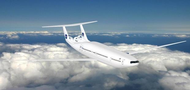 Aviação conceitual do MIT (Foto: Divulgação)