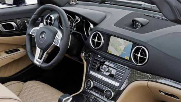 Mercedes mostra a próxima geração de seus sistema (Foto: Reprodução)