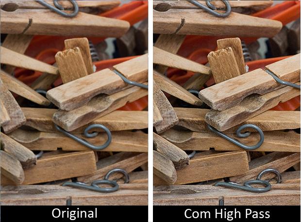 High Pass (Foto: Reprodução)