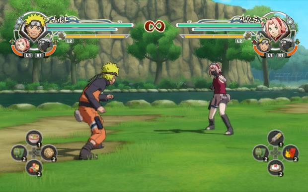 Naruto Shippuden: Ultimate Ninja Storm Generations (Foto: Divulgação)
