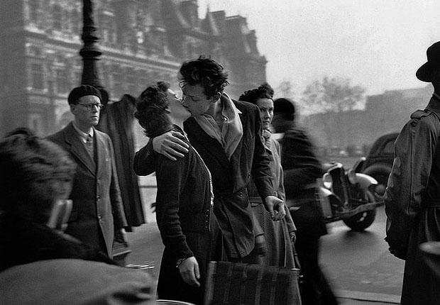 O Beijo do Hotel de Ville (Foto: divulgação)