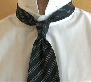 Dar nó em gravatas deixa de ser mistério com uma visita ao YouTube (Foto: Reprodução) (Foto: Dar nó em gravatas deixa de ser mistério com uma visita ao YouTube (Foto: Reprodução))