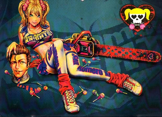 Lollipop Chainsaw (Foto: Divulgação)