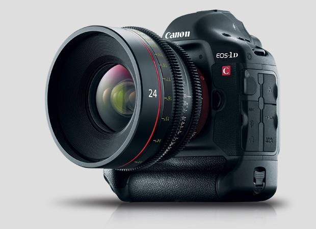 Canon EOS 1D (Foto: Reprodução)