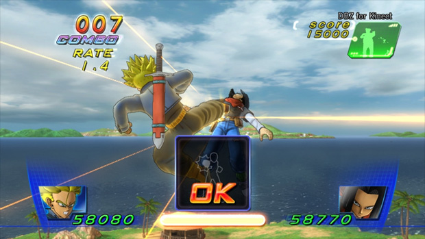Dragon Ball Z for Kinect (Foto: Gaming Everything)