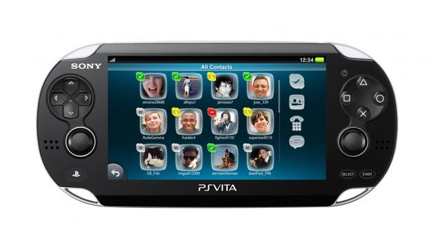 Skype no PlayStation Vita (Foto: Divulgação)