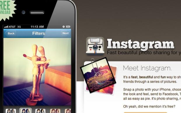 Instagram alcança a marca de 40 milhões de usuários (Foto: Reprodução)