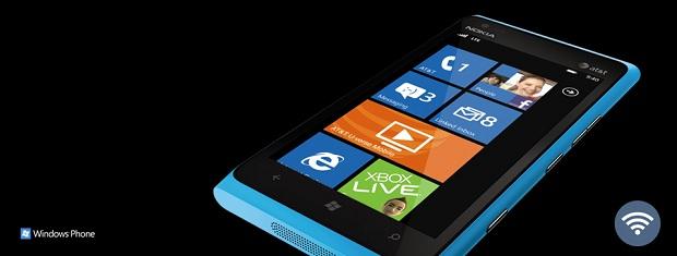 Nokia Lumia 900 (Foto Divulgação) (Foto: Nokia Lumia 900 (Foto Divulgação))