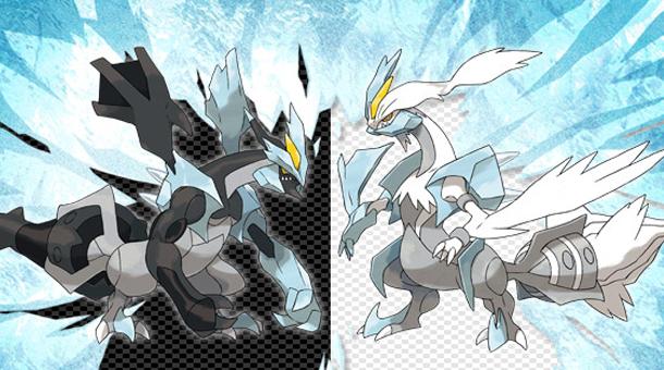 Os monstros lendários de Pokémon Black 2 e White 2 (Foto: Divulgação)