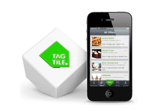 Serviço criado por ex-funcionário do Google permite estabelecimentos criarem cartão de fidelidade digital para consumidores frequentes (Foto: Reprodução/TagTile)