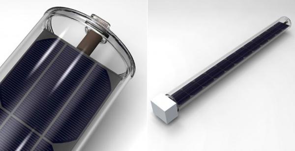 Virtu promete combinar duas funções de paineis solares no mesmo produto (Foto: Divulgação) (Foto: Virtu promete combinar duas funções de paineis solares no mesmo produto (Foto: Divulgação))