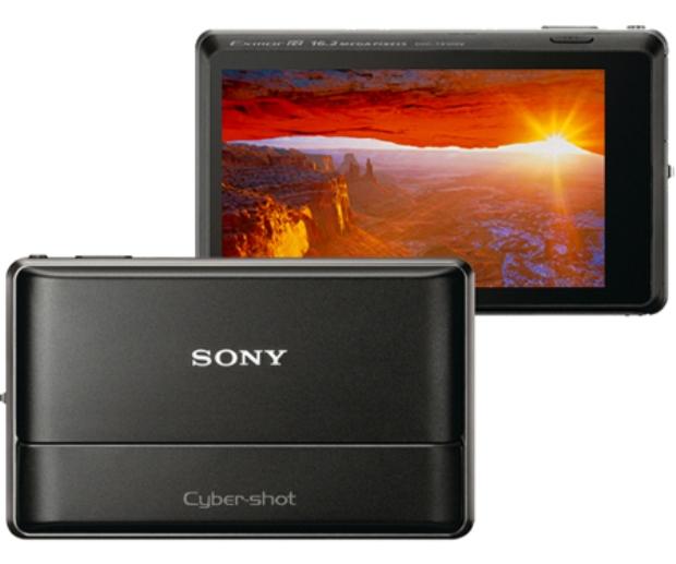 Sony DSC-tx 100v (Foto: Divulgação)