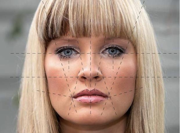 Marcação de características da face humana (Reprodução / Tutorial Info Dica).