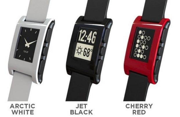 Projeto de relógio com tela E-Ink recebeu US$ 1 milhão em doações (Foto: Reprodução/Kickstarter)