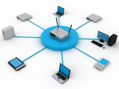 Aparelho sem fio  transmite dados para outros equipamentos (Foto: Reprodução)