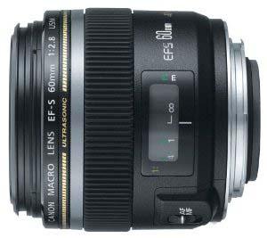Canon EF-S 60mm f/2.8 Macro USM Digital (Foto: Divulgação)