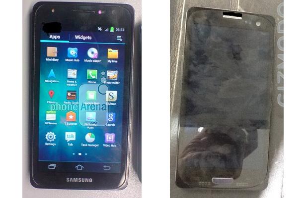 Foto do suporto Galaxy S III no GSM Arena e no Gizmodo (Foto: Reprodução)