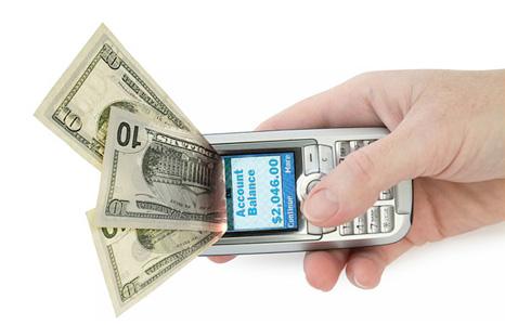 Especialistas acreditam que celulares poderão substituir dinheiro e cartões em breve (Foto: Reprodução) (Foto: Especialistas acreditam que celulares poderão substituir dinheiro e cartões em breve (Foto: Reprodução))