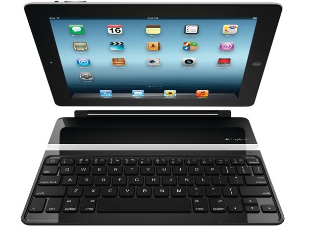 Logitech Ultrathin Keyboard Cover (Foto: Divulga&#231;&#227;o)