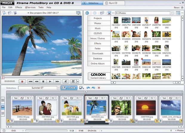 MAGIX Xtreme Photo Designer (Foto: Reprodução)