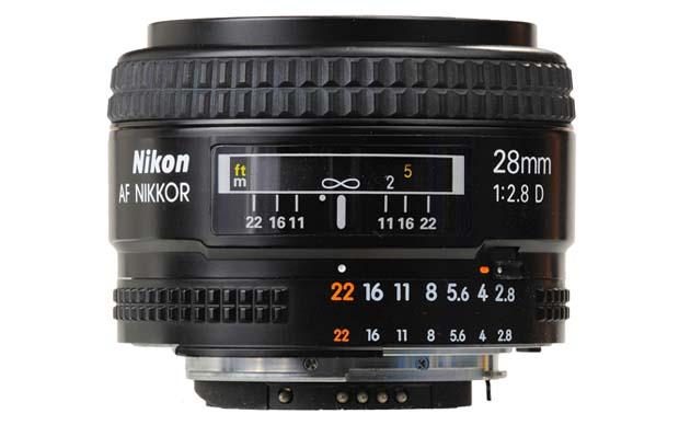 Nikon 28mm (Foto: Divulgação)