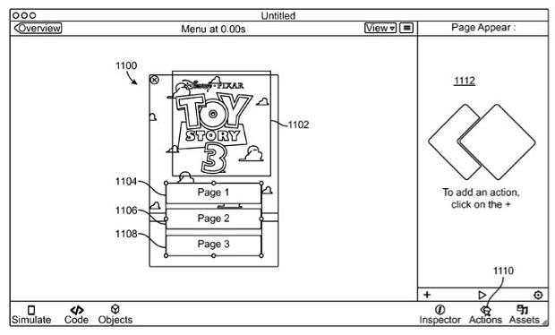 Tela mostrando a montagem de uma aplicação (Foto: Reprodução/AppleInsider)