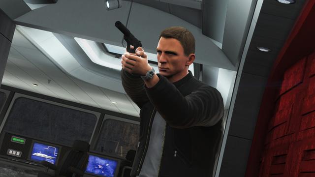 Daniel Craig como James Bond em 007: Blood Stone (Foto: Divulgação)
