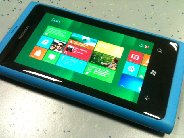 Windows Phone 78 update available for Nokia Lumia phones