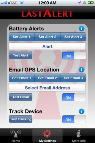Nesta tela, usuário deve configurar o aplicativo (Foto: Reprodução)