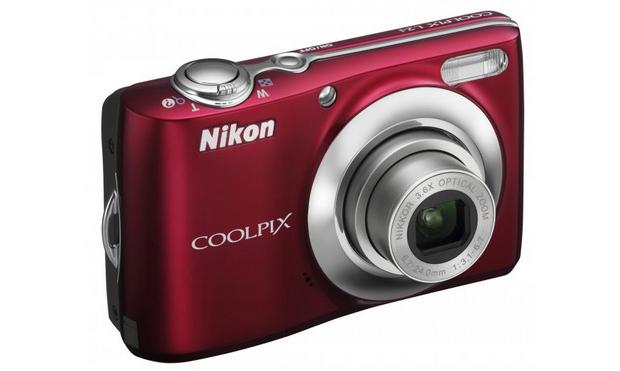 Nikon Coolpix L23 (Foto: Divulgação)