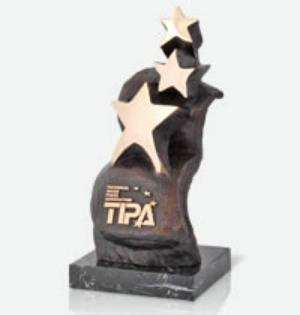 Troféu que cada vencedor do Tipa leva para casa (Foto: Divulgação) (Foto: Troféu que cada vencedor do Tipa leva para casa (Foto: Divulgação))