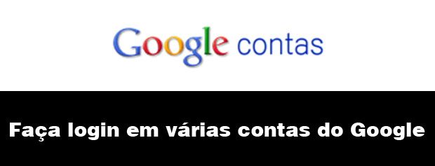 Login múltiplo: faça login em várias contas do Google