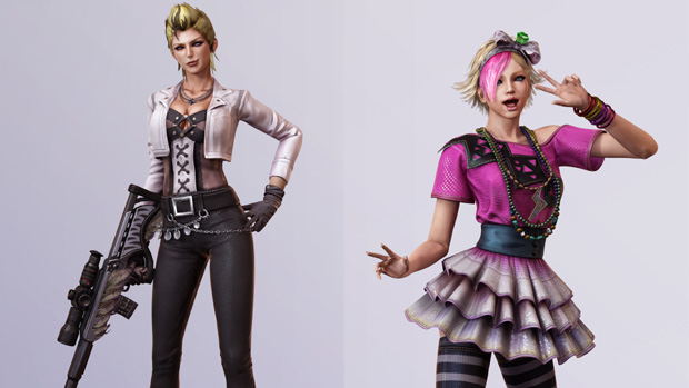 Lollipop Chainsaw ganha novo trailer mostrando as Irmãs Starling (Foto: VG247)