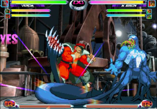 Marvel vs. Capcom 2 (Foto: Divulgação)
