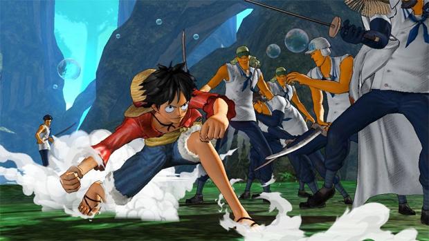 One Piece: Pirate Warriors (Foto: Divulgação)