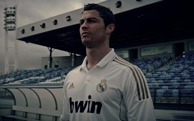 Cristiano Ronaldo está em Pro Evolution Soccer 2013 (Foto: Divulgação)