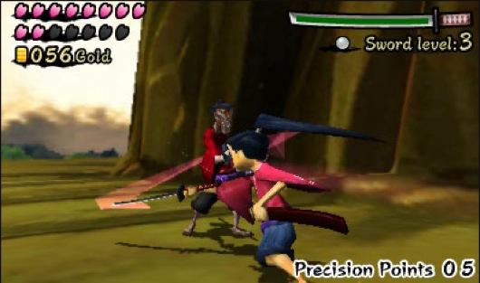 Sakura Samurai: Art of the Sword (Foto: Divulgação)