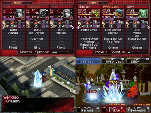 Shin Megami Tensei: Devil Survivor 2 (Foto: Divulgação)
