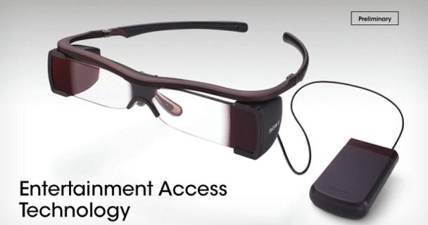 Sony anuncia projeto de óculos para inclusão de deficientes auditivos em salas de cinema (Foto: Divulgação)