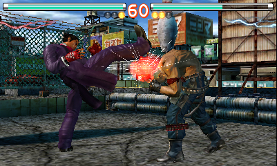 Tekken 3D: Prime Edition (Foto: Divulgação)