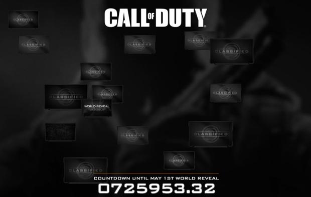Imagem do site oficial de Call of Duty (Foto: Reprodução)