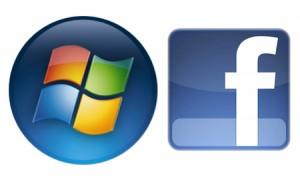 Microsoft e Facebook vêm tendo ótimo relacionamento (Foto: Reprodução)