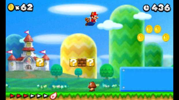 New Super Mario Bros. 2 (Foto: CVG)