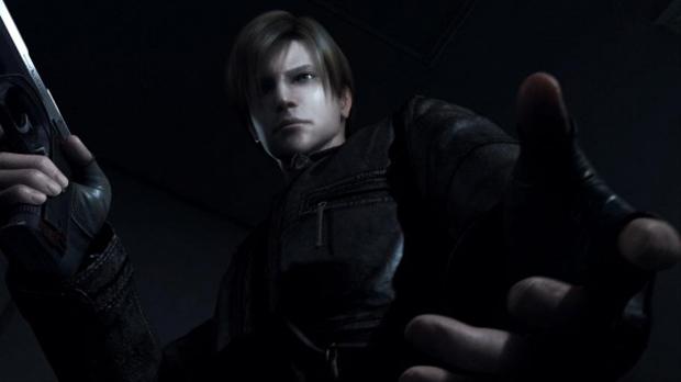 Leon S. Kennedy em Resident Evil Damnation (Foto: Divulgação)